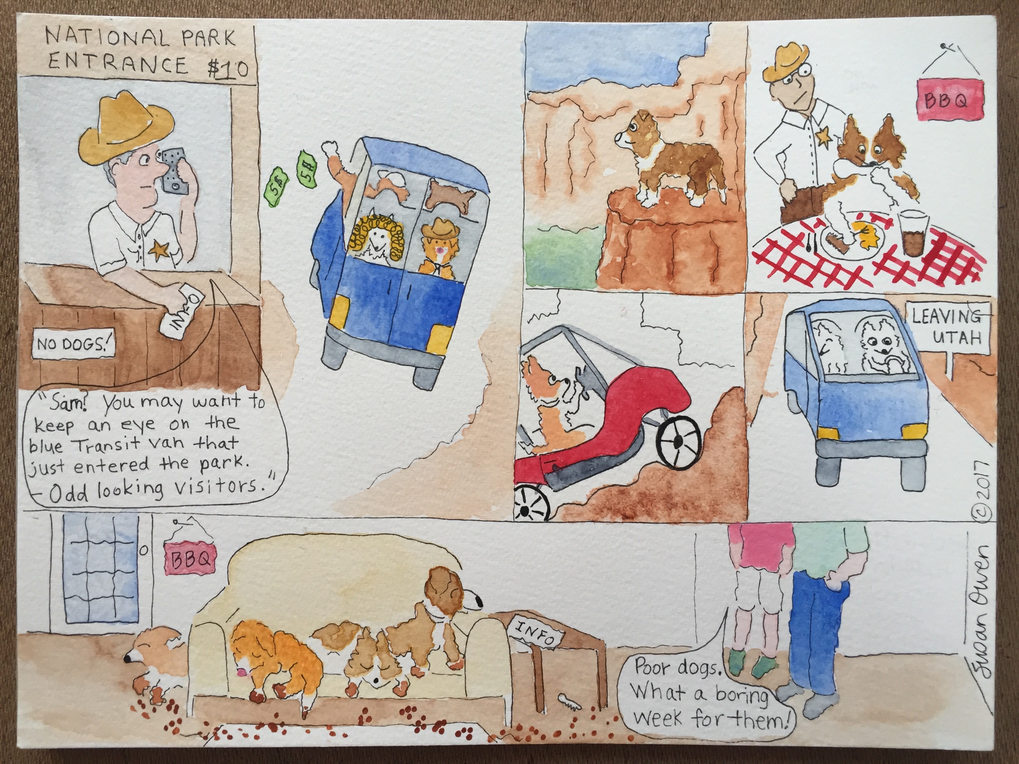 Dogs on Holiday – Part 4